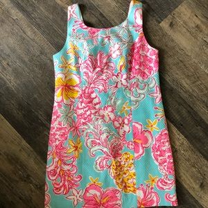 NWT size 8 Lilly Pulitzer Cathy shift
